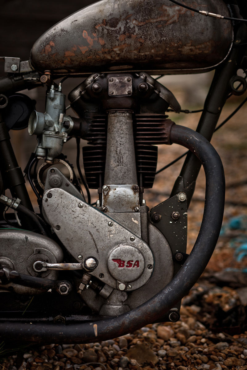 Bsa Motorcycle  | BSA Beauty