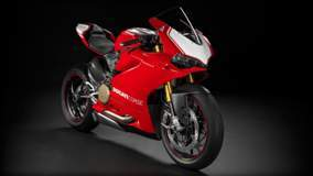 Panigale R - Front Angled Shot