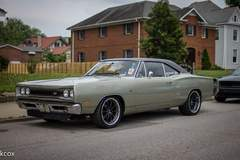 Steve Kranick's SuperBee on Forgeline ZX3P Wheels