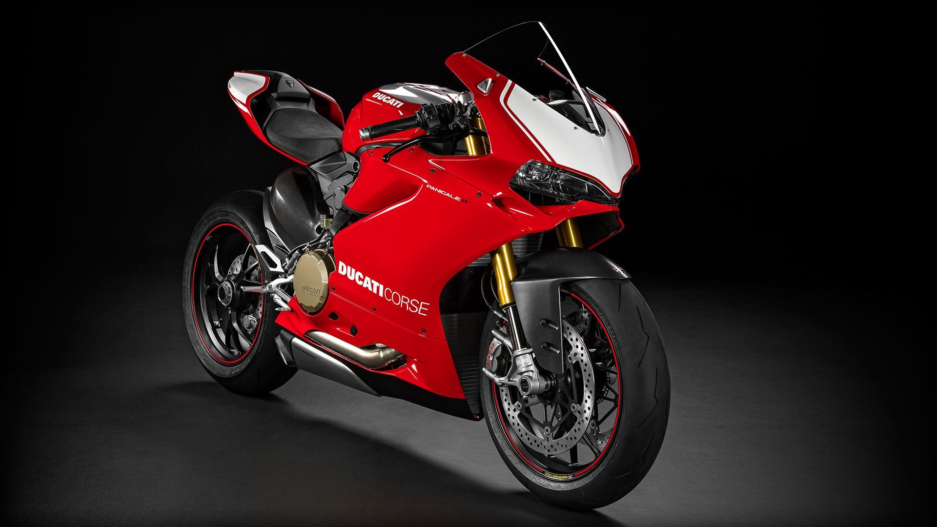 2015 Ducati Panigale R | Panigale R - Front Angled Shot