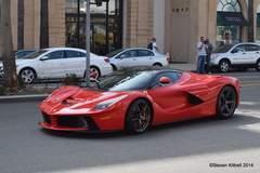La Ferrari Parade