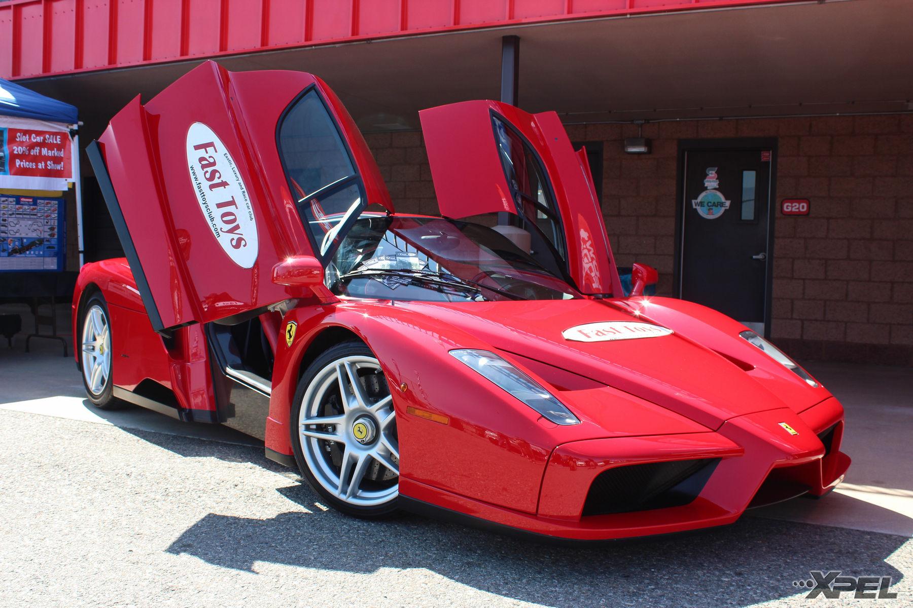 Ferrari Enzo | Ferrari Enzo at Fast Toys at the California Festival of Speed 2015