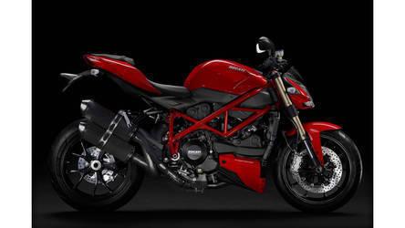 '14 Ducati Streetfighter 848