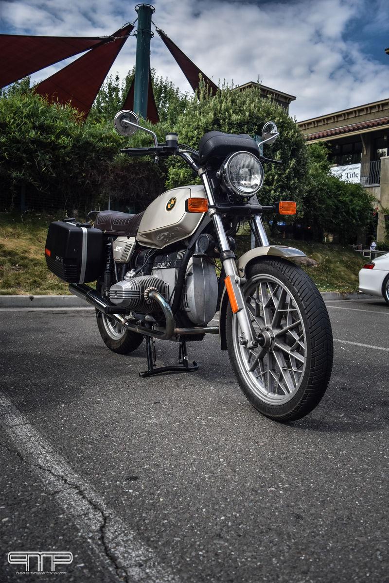 BMW R65 | Classic BMW Motorcycle
