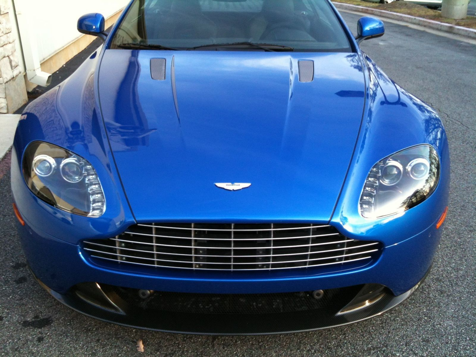 Aston Martin  | Beautiful Aston Martin with XPEL ULTIMATE