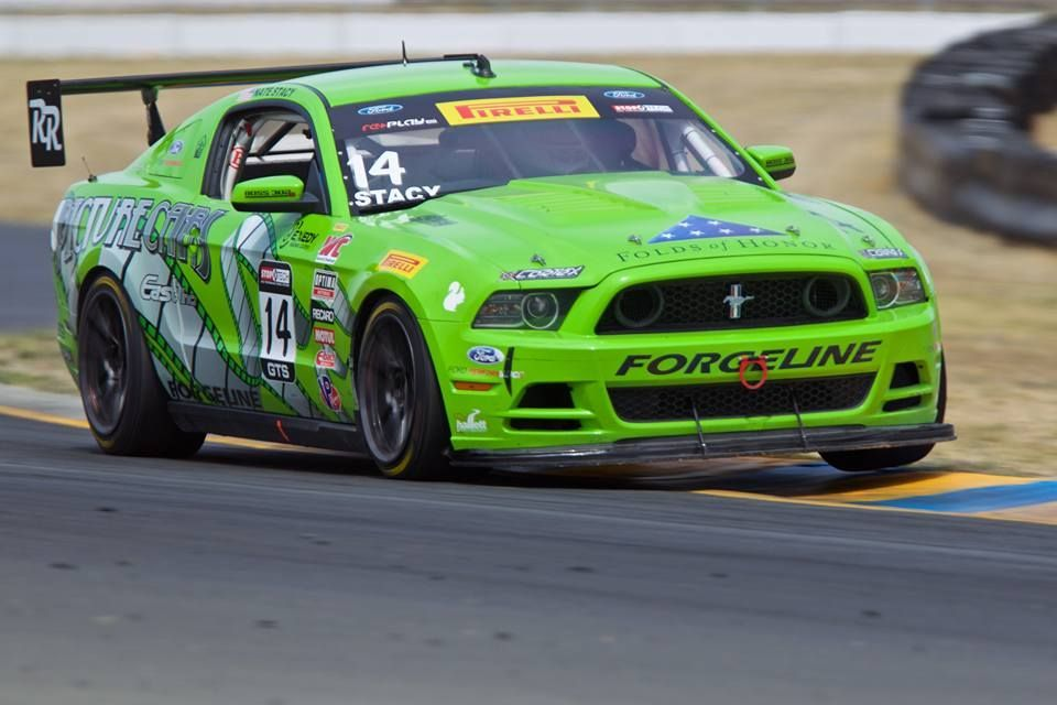 Ford Mustang | World Challenge at Sonoma 2015