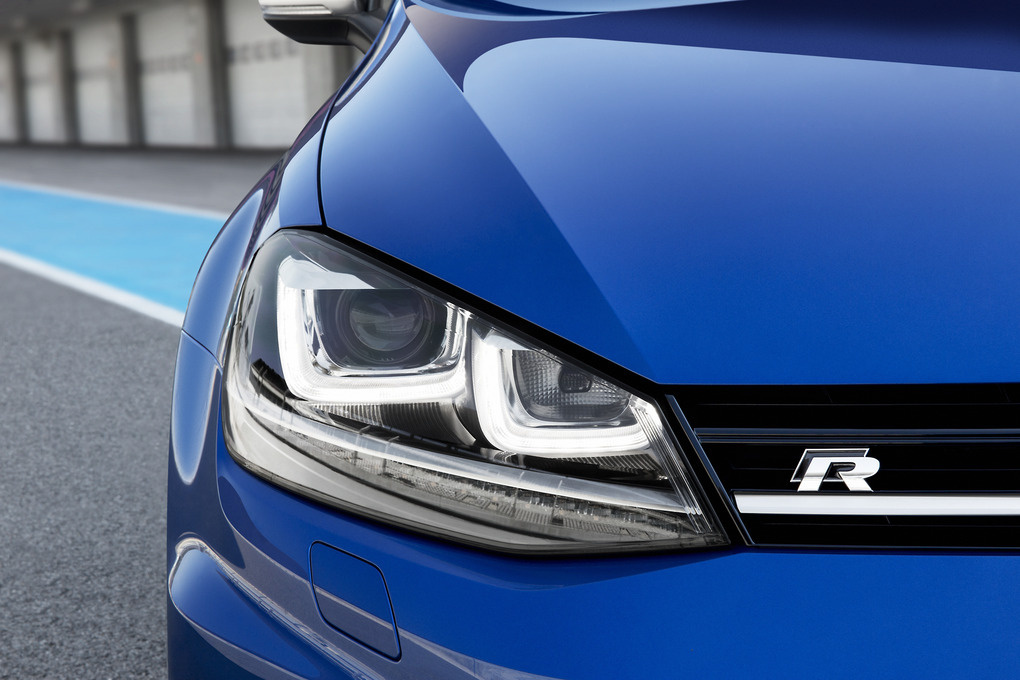 2015 Volkswagen Golf R | Evil eye - Golf R