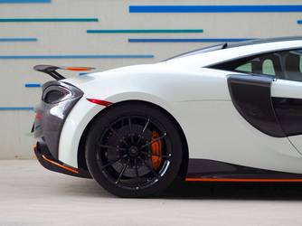 2018 McLaren 570S | Pfaff Tuning McLaren 570S on Forgeline One Piece Forged Monoblock GT1 5-Lug Wheels
