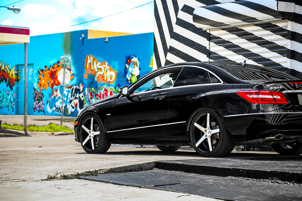 2012 Mercedes-Benz E-Class | '12 MB E350 on XO Miami's