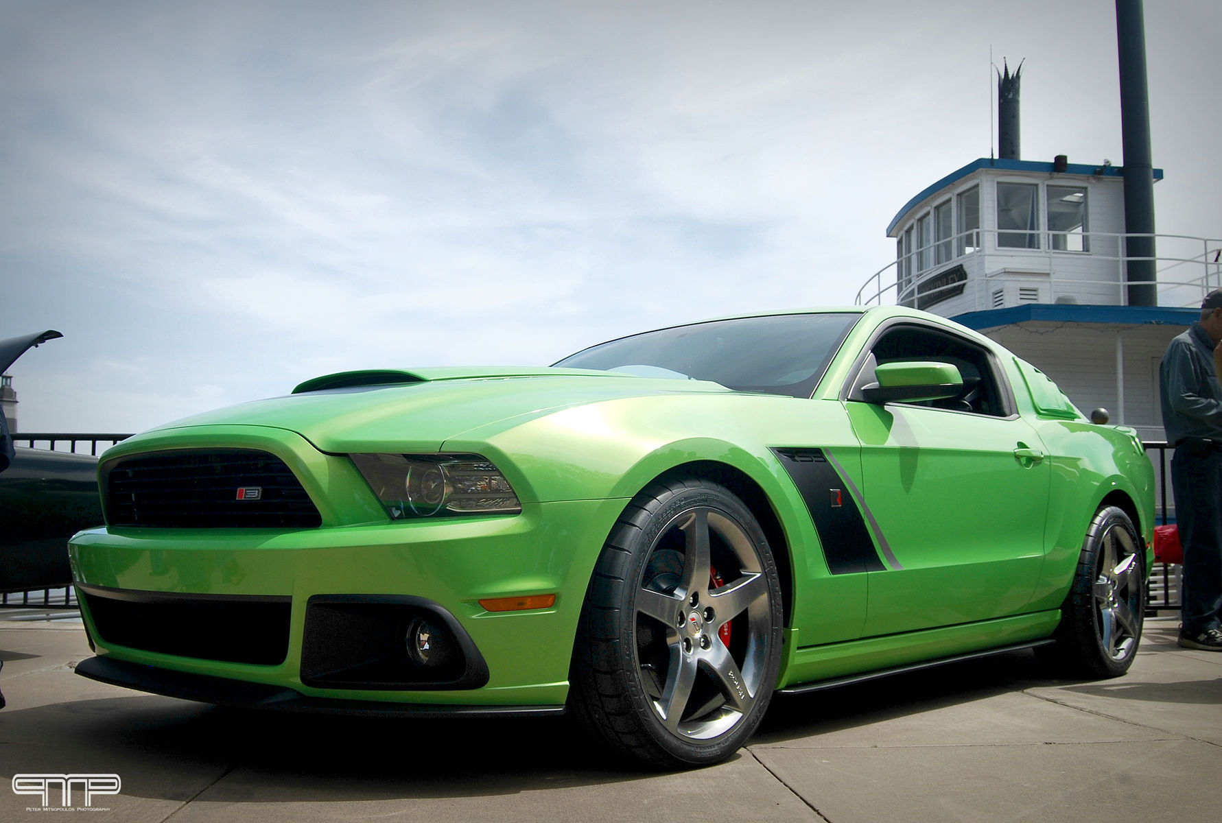 2014 Ford Mustang | Roush Stage 3 Ford Mustang
