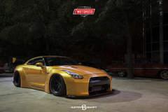 DTC Liberty Walk Nissan GT-R - SEMA 2016