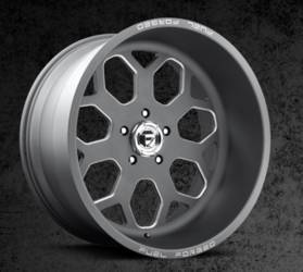 FUEL Off-Road FF14 Forged (22x 10) wheels