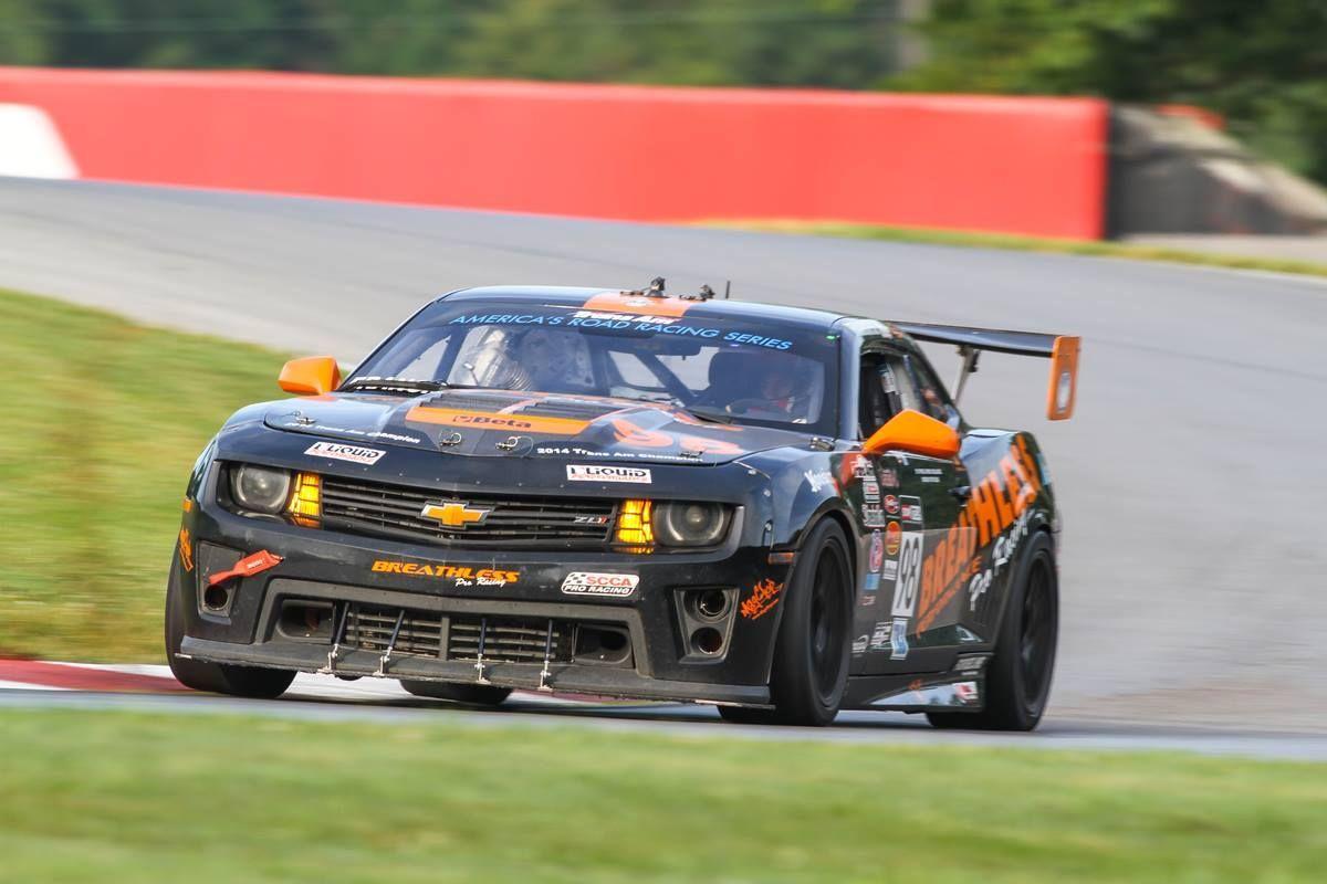 Chevrolet Camaro | Trans Am Racing at Mid-Ohio 2015