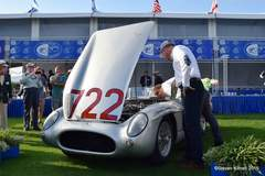Mercedes- Benz Ex- Stirling Moss Winner
