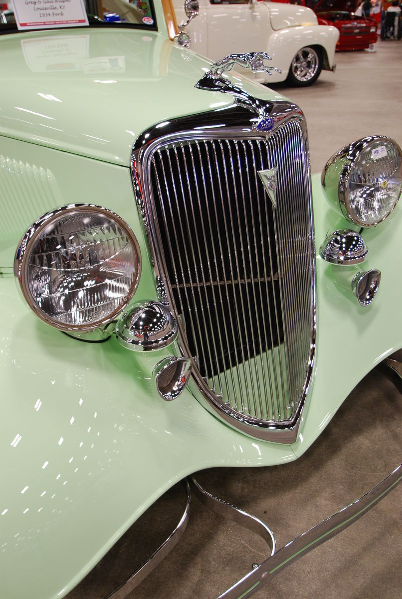 1932 Ford  | Woody Grill
