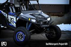 Bad Motorsports 2012 Polaris RZR XP900 Project Build