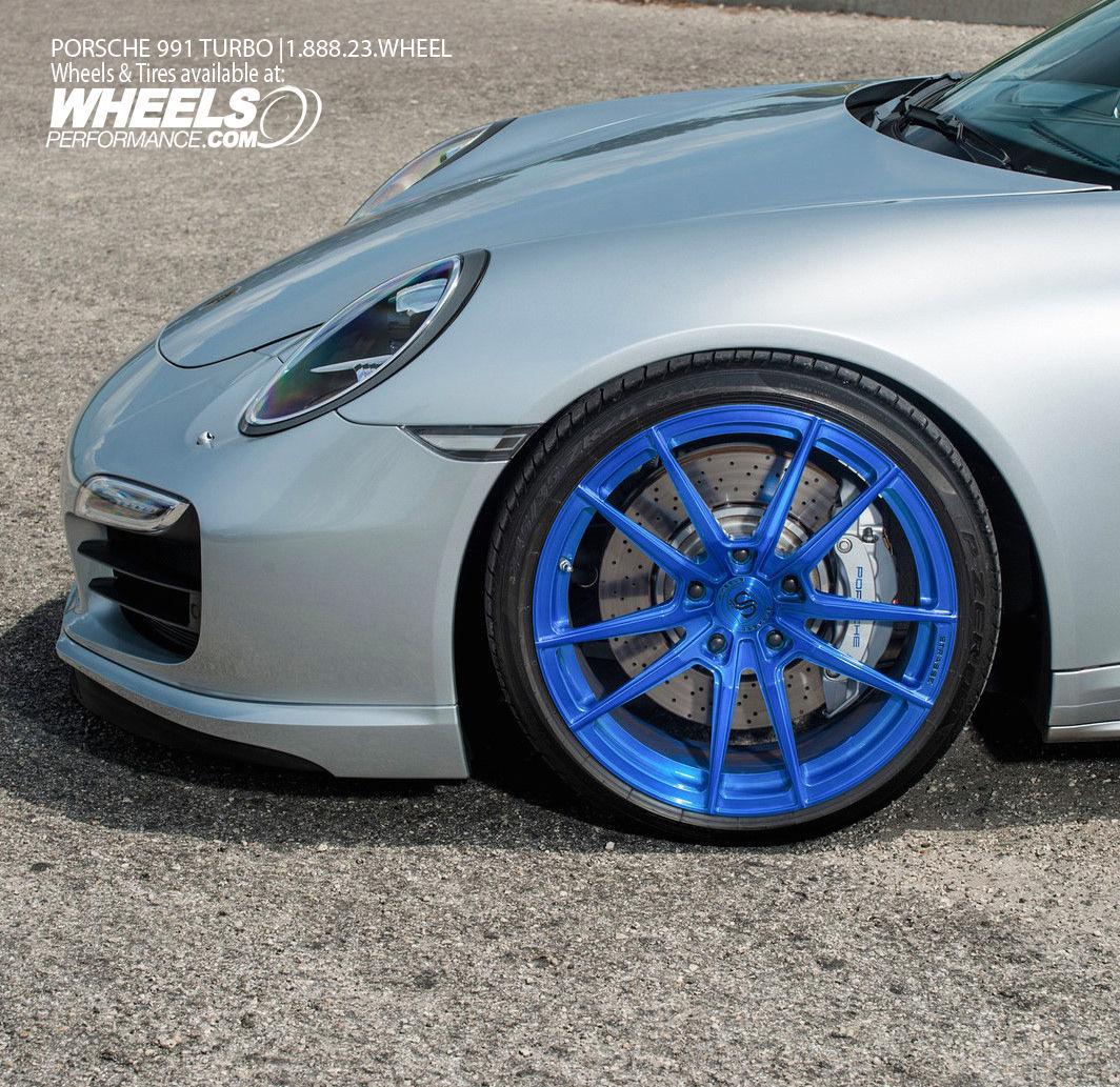 Porsche 911 | Strasse Forged SV1 Deep Concave