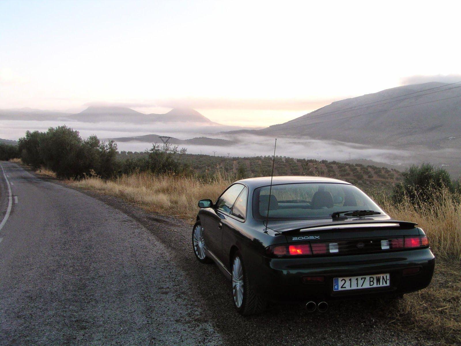 Nissan 200SX | Driving At Dawn