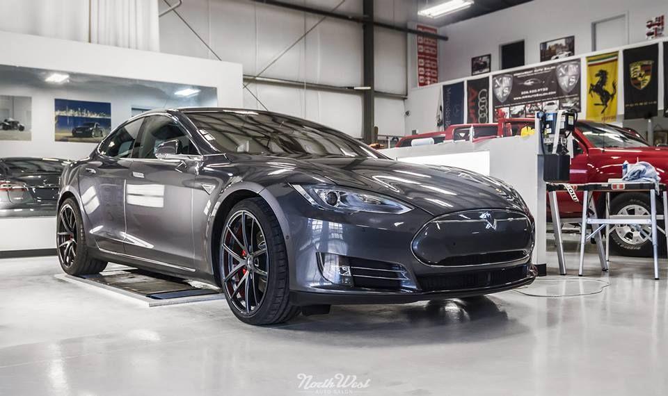 2015 Tesla Model S | Tesla Model S P85D