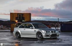 BMW M3 E46 - Quantum44 TS1