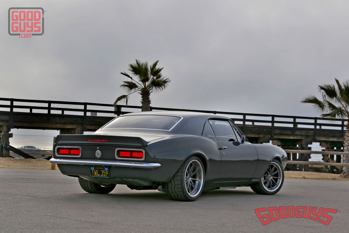 1967 Chevrolet Camaro | Mike Selvaggio's '67 Camaro on Forgeline GT3C Wheels Earns Muscle Machine of the Year Finalist at Goodguys Del Mar Nationals