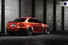 Lowered BMW M2 - Rear Angled Shot