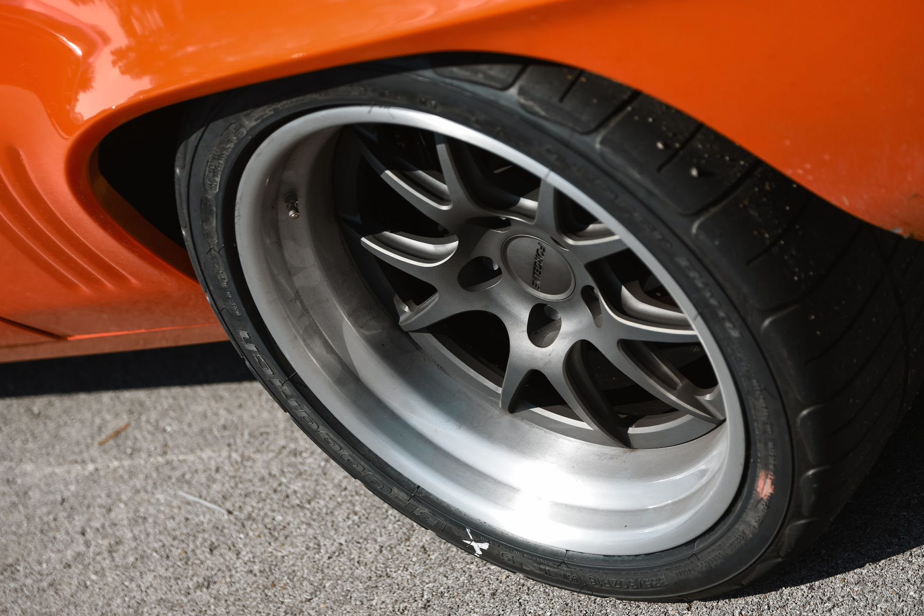 1969 Chevrolet Camaro | Will Hodge's Twin Turbo '69 Camaro on Forgeline GA3 Wheels