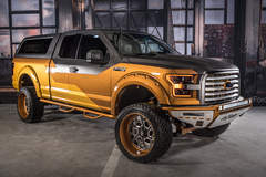 2016 Ford F-150 XLT SuperCab by A.R.E. Accessories
