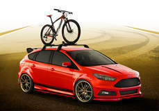 2015 COBB Tuning Ford Focus ST - Rendering