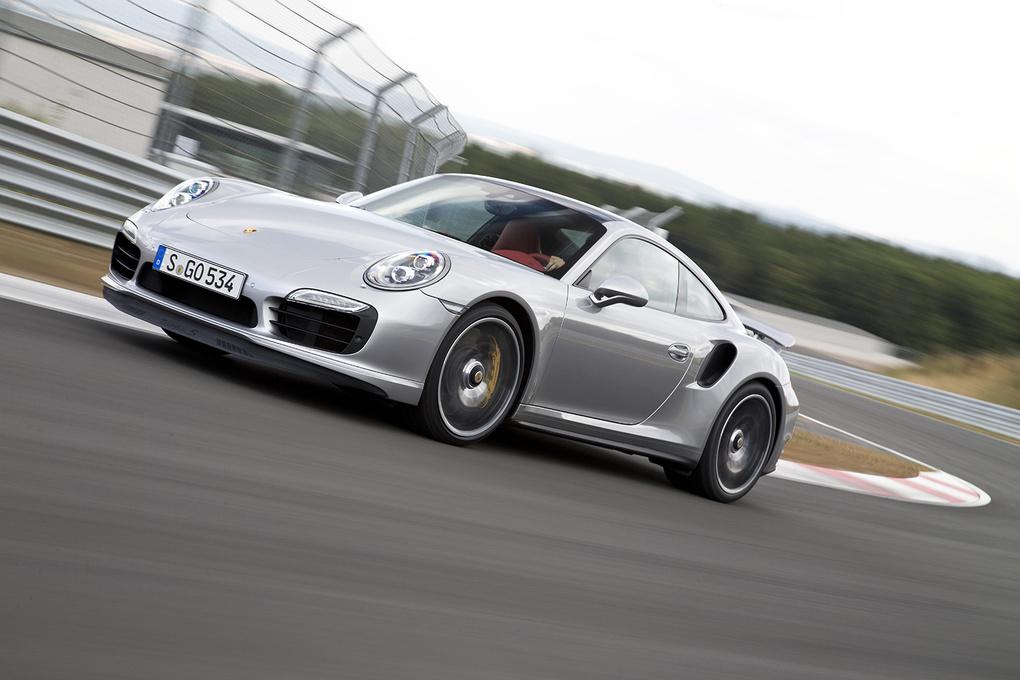 2014 Porsche 911 | '14 Porsche 911 Turbo S