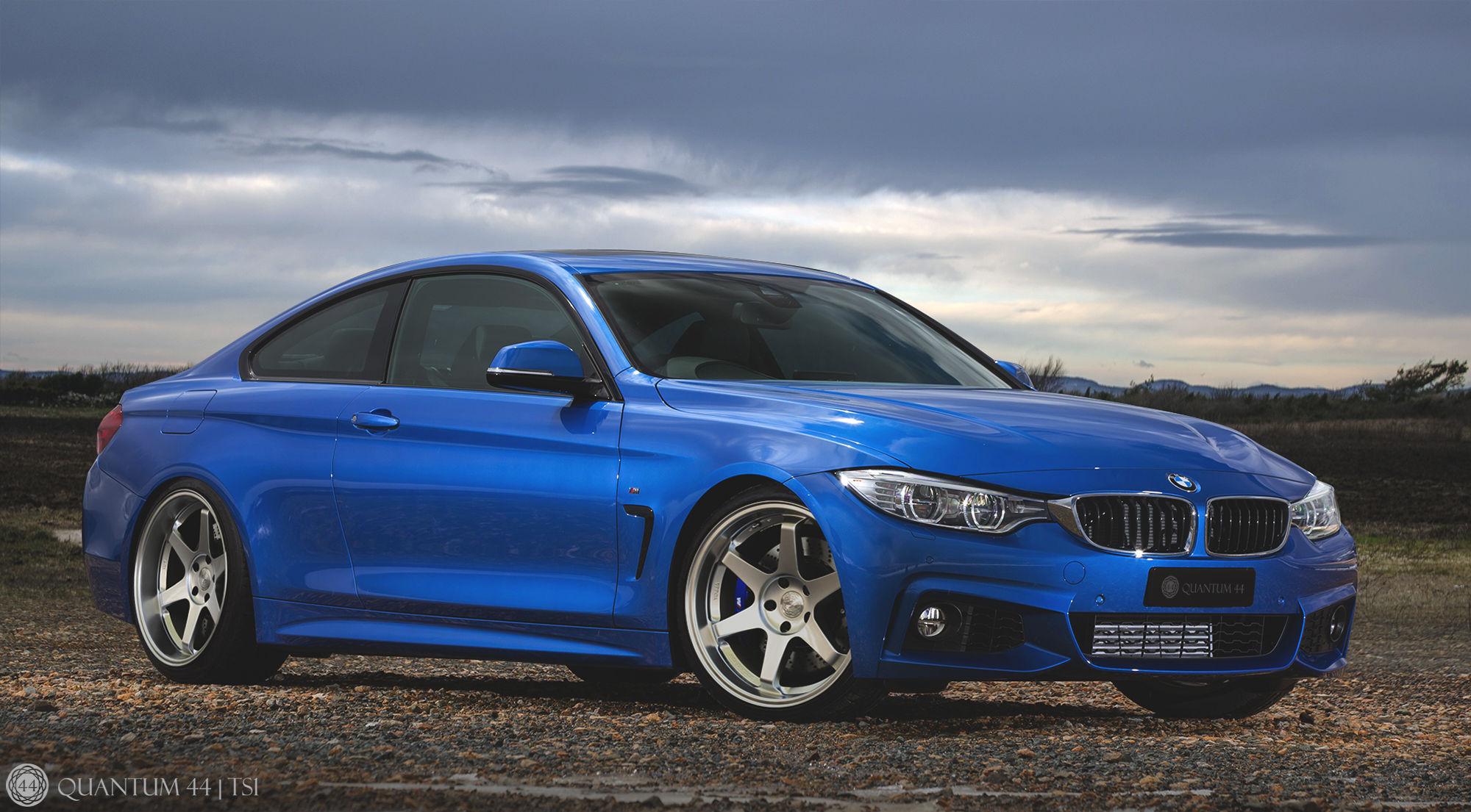 BMW 4 Series   Quantum44 TS1 - BMW 435i M sport
