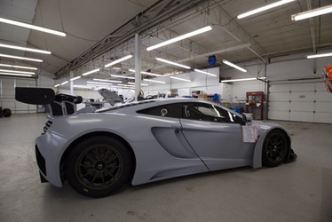 2014 McLaren  | McLaren 12C GT3 fresh off the truck