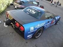 Rick Hoback's 202mph Twin Turbo C5 Corvette on Forgeline GA3R Wheels