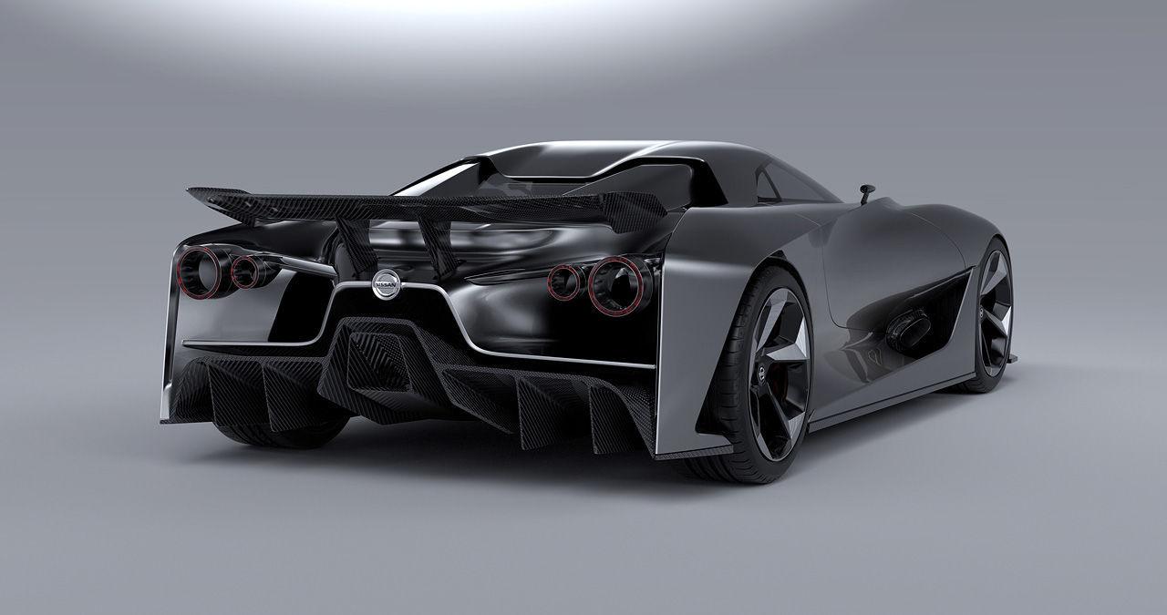 Nissan  | Nissan Concept 2020 Vision Gran Turismo