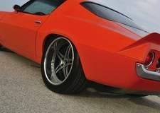 '71 Camaro on Forgeline SP3P Wheels