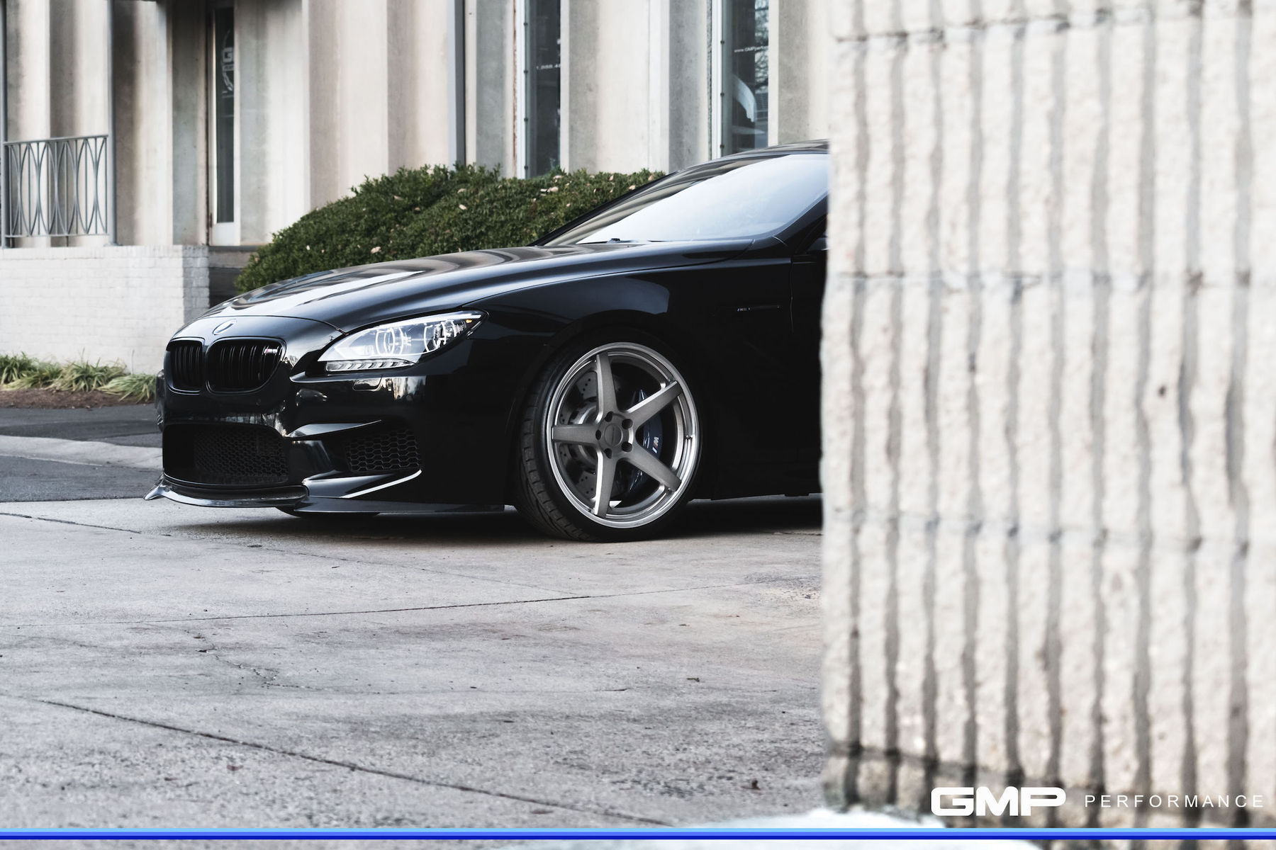 2014 BMW M6 | Alan's GMP Performance-Tuned BMW M6 on Forgeline CF3C-SL Wheels