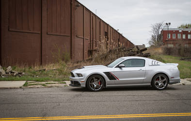 2014 Ford Mustang | 2014 ROUSH Stage 3 Mustang