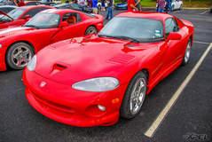Dodge Viper at Cars and Coffee San Antonio