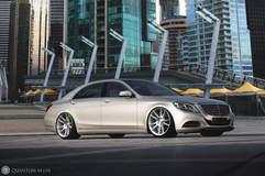 Quantum44 S4 - Mercedes Benz S500