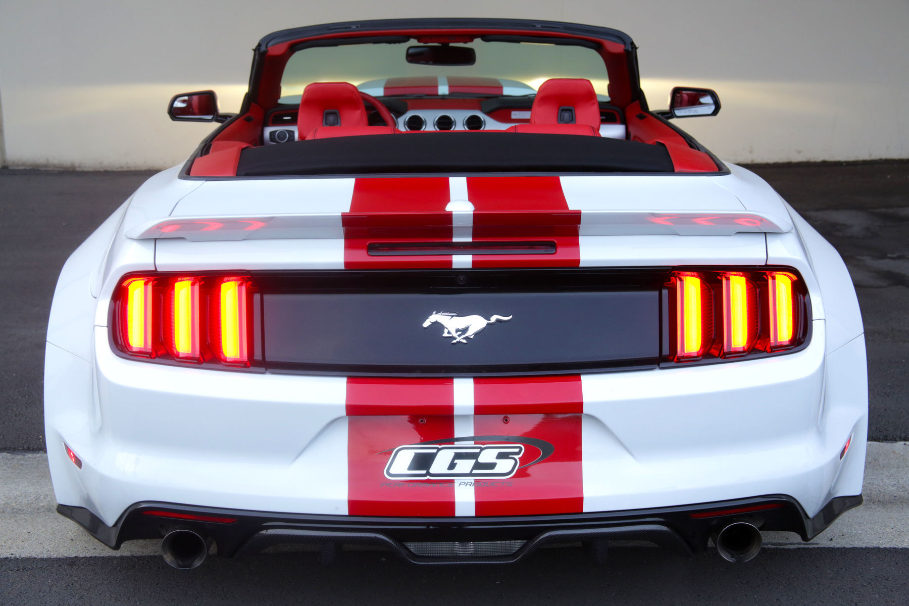 2016 Ford Mustang | CGS Motorsports 2016 WideBody Mustang