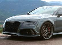 Audi RS7 on Forgeline AR1 Wheels