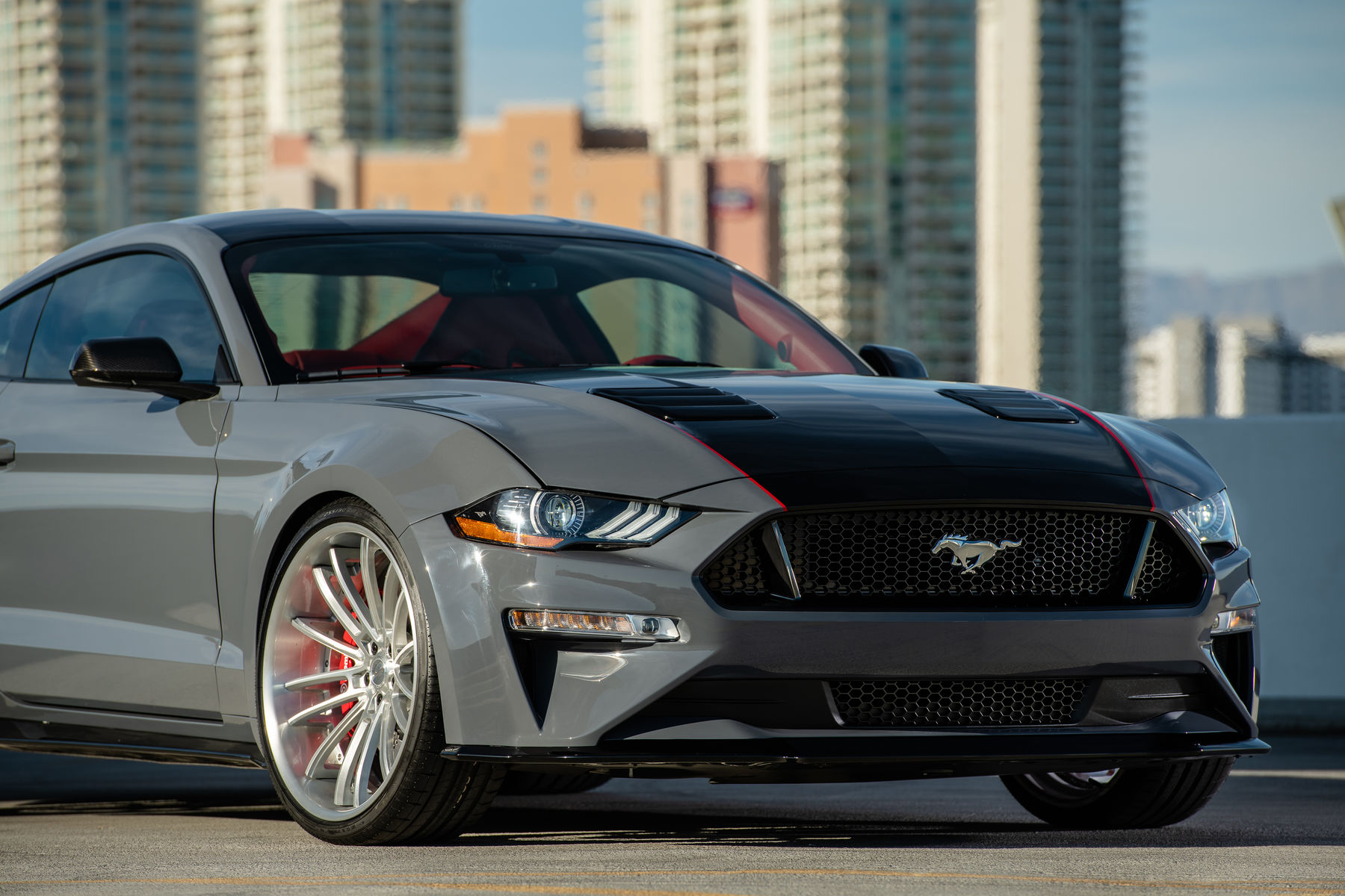2019 ford mustang gt fastback by cgs motorsports vegas fordsema