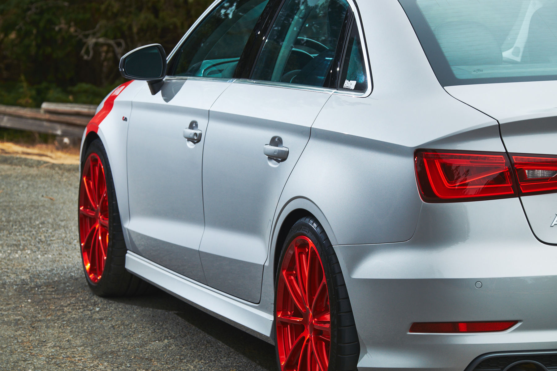 2015 Audi A3 | Audi A3 on Forgeline GT1 5-Lug Wheels