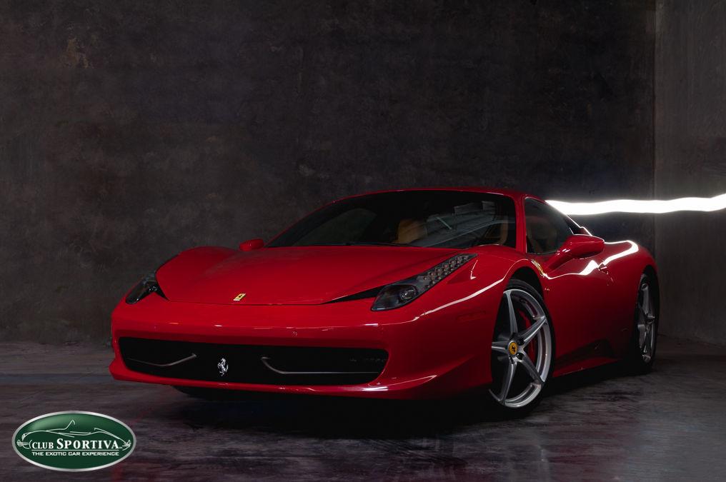 2013 Ferrari 458 Italia   The Ferrari 458