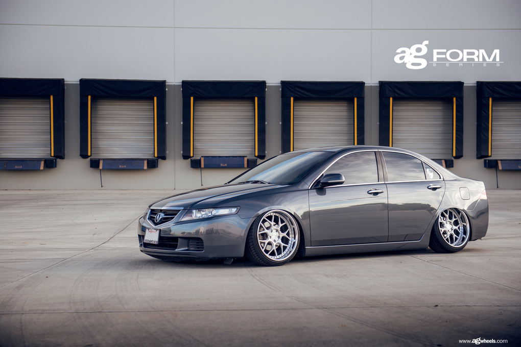 2012 Acura TSX | Acura TSX on Avant Garde Wheels