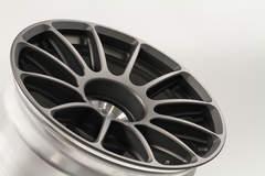Forgeline GTD1 wheel in Titanium for Scuderia Cameron Glickenhaus SCG003C