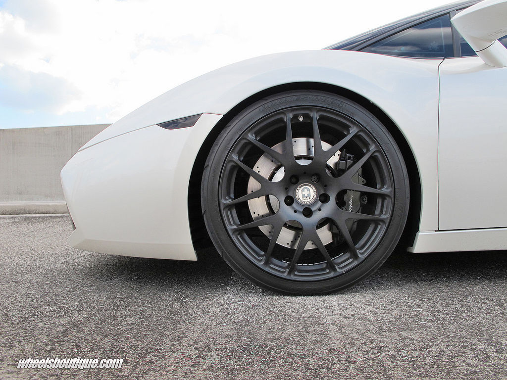 Lamborghini Gallardo | Wheels Boutique Heffner TT Gallardo On HRE P40