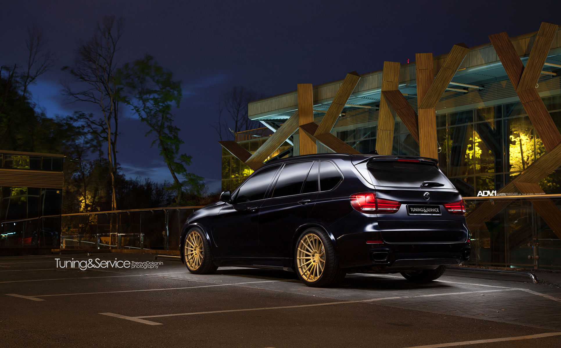 BMW X5 M | BMW X5 M50D XDrive