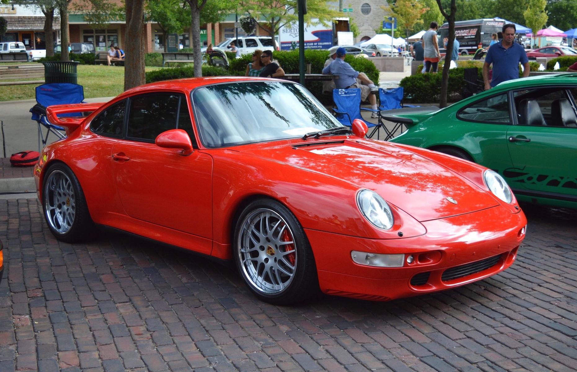 1996 Porsche 911 | Steve Leiding's Porsche 993 C4S on Forgeline DE3P Wheels