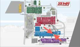 Forgeline Booth #34251 in South Hall Upper at SEMA 2014